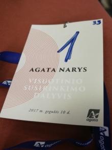 Kviečiame susipažinti su kandidatais į naująją AGATA tarybą