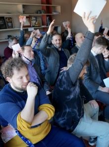 Kviečiame į AGATA Visuotinį narių susirinkimą, atlikėjų susirinkimą ir fonogramų gamintojų susirinkimą
