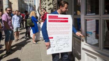 Peticijos pasirašymas (1)