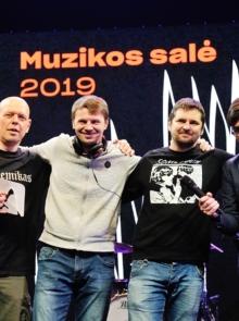 Muzikos salė 2019: akimirkos