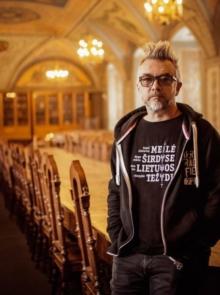 Andrius Mamontovas: muzikiniai albumai, tam tikra prasme, irgi yra knygos
