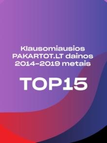 Didžiausiai lietuviškos muzikos pasiklausymo platformai Pakartot.lt – 5 metai