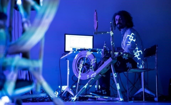 Koncertui Karoliniškėse besiruošiantis Viktoras Diawara: muzika turi skambėti ne tik sostinės centre
