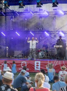 """""""Vilnius – atvira muzikos salė"""": idėja surengti netikėto formato šventę pasiteisino su kaupu"""